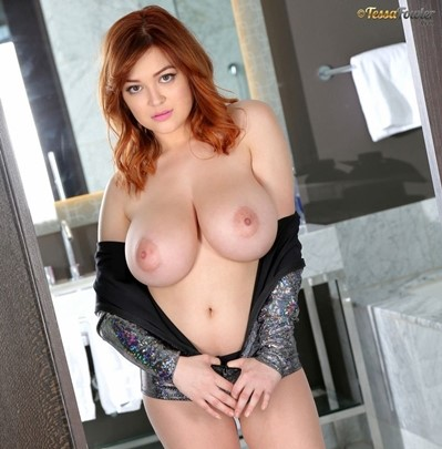 Sexiest redhead on the planet Tessa Fowler
